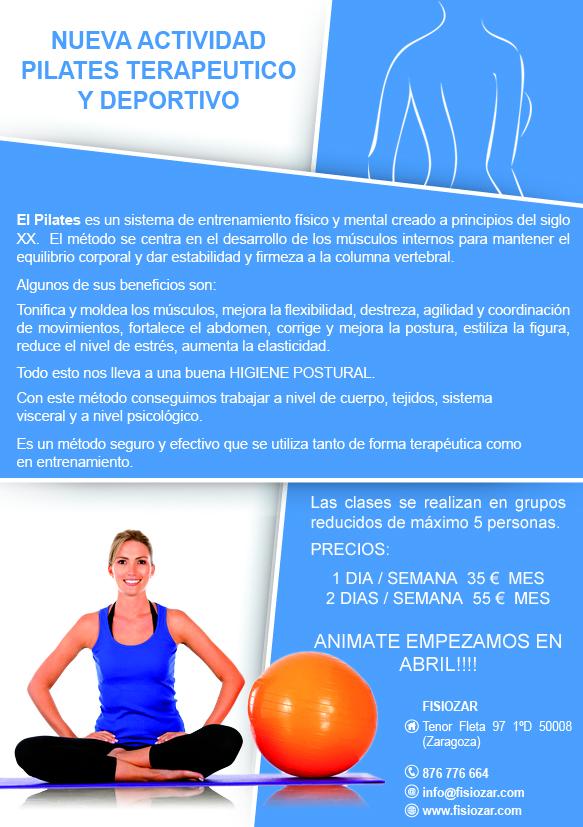 Pilates_Fisiozar_Zaragoza